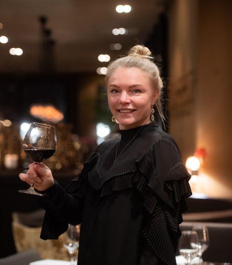 Sommelier Loesje Clement van Chocolat in Breda is nu ook de beste 'wijnmaker'