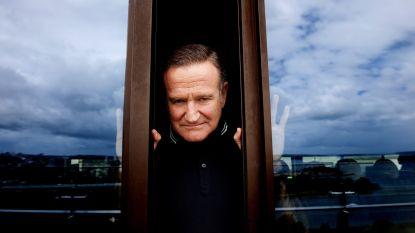 """Nieuwe biografie belicht bange Robin Williams: """"Ik weet niet meer hoe ik grappig moet zijn"""""""