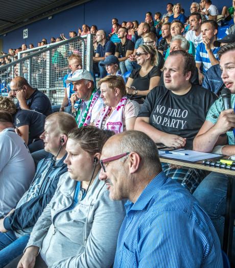 Willem II krijgt mogelijk komend seizoen een blindentribune