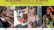 Infobrochure over kunstonderwijs wordt binnenkort aan huis bedeeld