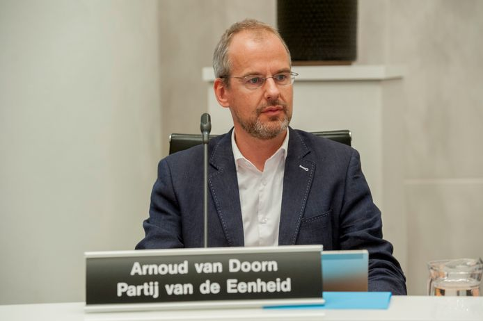 Verdachte Arnoud van Doorn, koning van de controverse | Den Haag ...