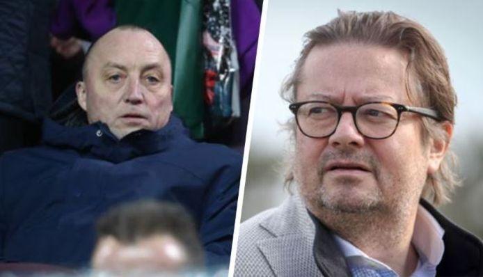 Wouter Vandenhaute va reprendre le siège de président d'Anderlecht à Marc Coucke.