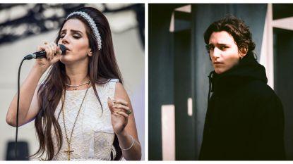 Lana Del Rey kiest Tamino als voorprogramma
