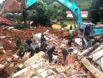 Lichamen van 22 soldaten ontdekt na aardverschuiving in Vietnam