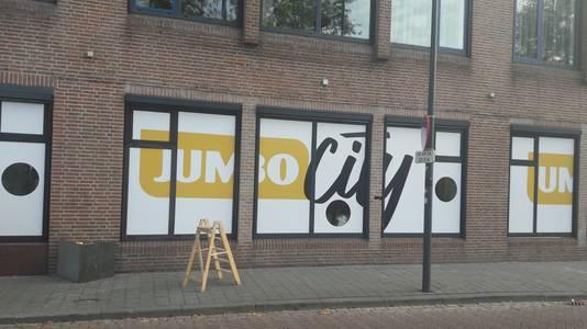 Jumbo City komt eraan