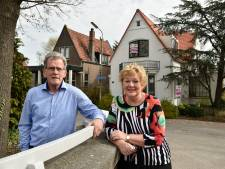 Het witte huis van Hazerswoude-Dorp: Beetje scheef, maar wel bijzonder