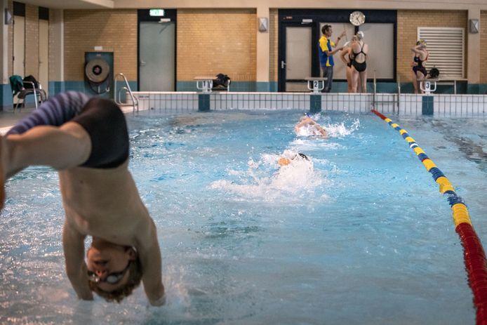 Sportcentrum Vondersweijde in Oldenzaal.