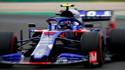 Red Bull schuift Gasly aan de kant en zet Albon in de wagen vanaf GP van België
