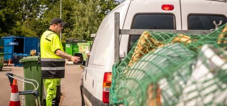 Afval wegbrengen in Laarbeek: straks hoe vaker hoe duurder?