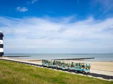 Geen zonnetrein, wel meer bussen langs de kust