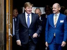 Willem-Alexander waagt zich aan 'seksquiz'
