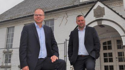 Renovatie oud-gemeentehuis Vlezenbeek gestart: werken kosten 450.000 euro