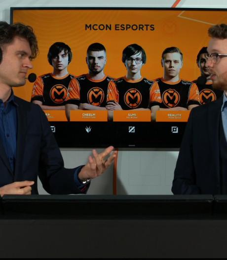 Verrassend sterk mCon esports aan de leiding in Dutch League