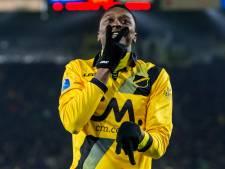 Twee goals in drie duels: Sadiq Umar komt lekker binnen bij NAC