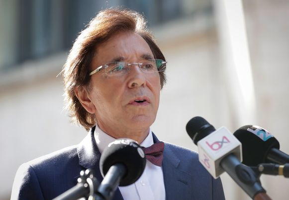 Waals minister-president Elio Di Rupo
