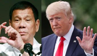 Trump prijst Duterte om drugsbeleid