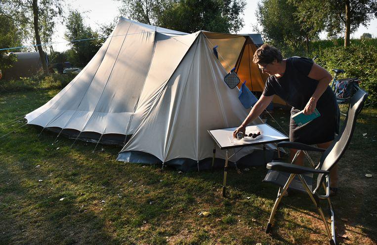 Camping De Waard.De Waard Tenten Gered Een Ode Aan De Rolls Royce Onder De