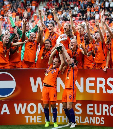 Oranje Leeuwinnen verkopen Rat Verlegh Stadion binnen uur uit
