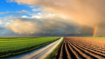 Bewolkt dag met kans op lichte buien, tussendoor opklaringen