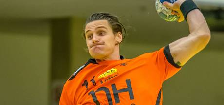 Handballer Iso Sluijters droomt van de Bundesliga
