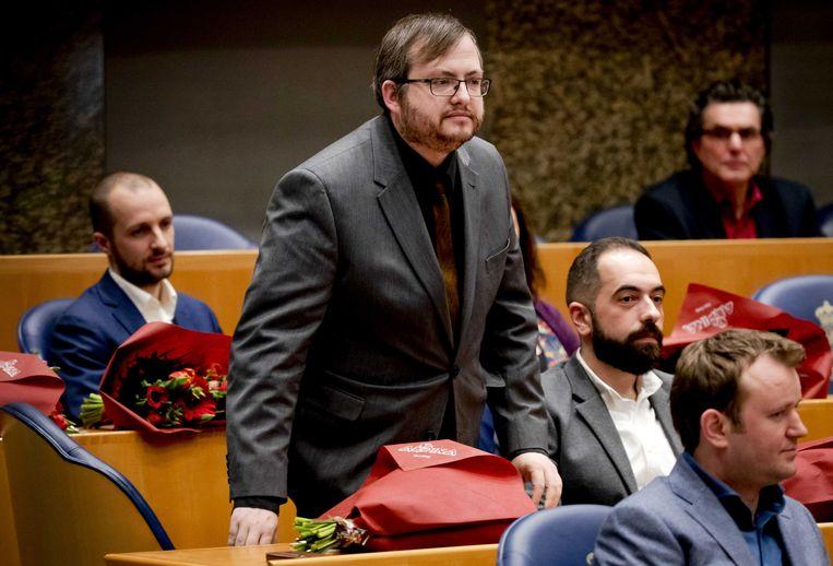 Zelfs oppositiewoordvoerder Frank Futselaar (SP) heeft lof voor minister Carola Schouten.