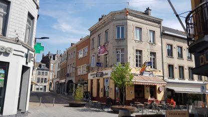 Nepborsten en wandelstok herinneren aan stevig feestje in Halle