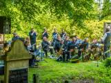 Een big band op de begraafplaats, het kan in Hengelo