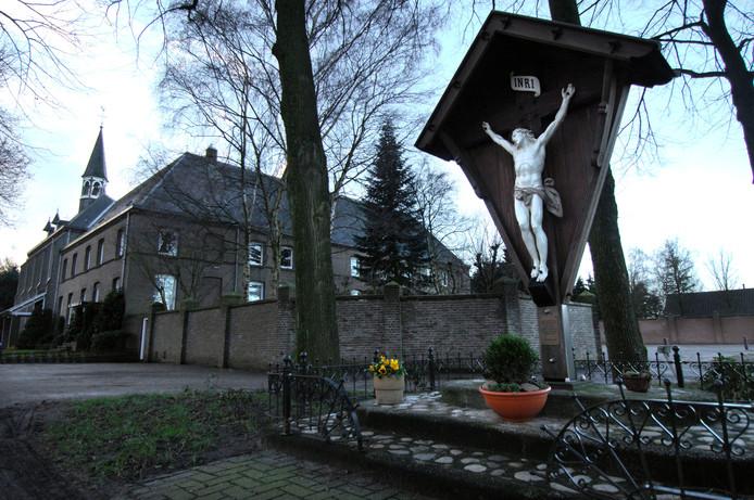 De Kloosterpadwandeling begint zondag bij de Zwanenhof.