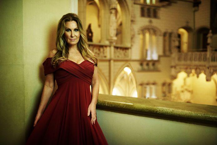 Petra Berger is een van de gasten tijden the Night of the Klomps, het jubileumconcert van De Bazuin.