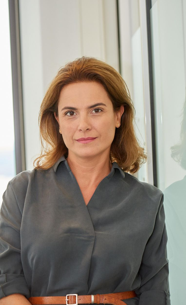 Mariana Sanchotene. Beeld Michael van Emde Boas