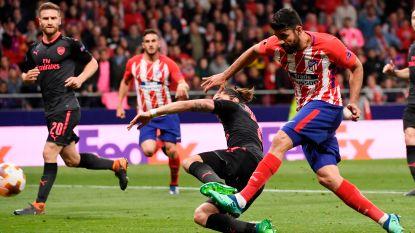 'Verloren zoon' Diego Costa zorgt voor 5de finale in 9 jaar