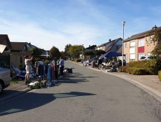 Jaarlijkse garageverkoop gaat door in mei