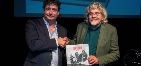 Hermans presenteert boek over Helmondse motocrosser Jan Clijnk