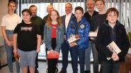 Finalisten van Junior Journalist schrijfwedstrijd bekroond