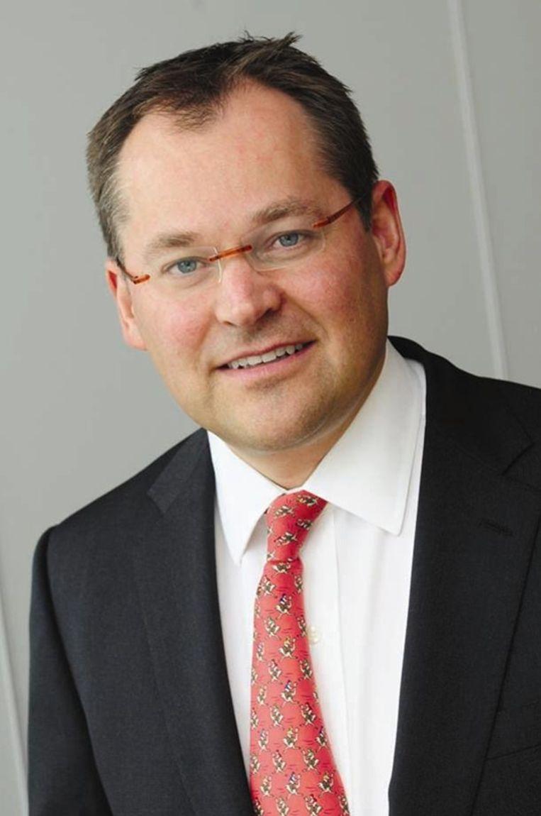 Hakan Wohlin. Beeld IFR