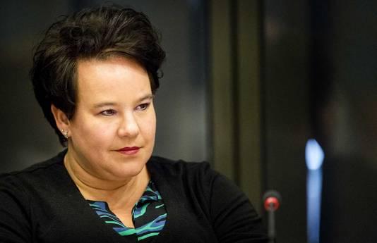 Staatssecretaris Sharon Dijksma (Infrastructuur en Milieu).