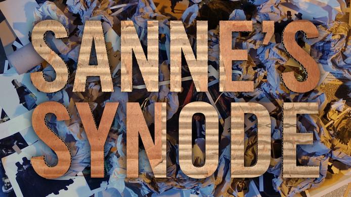 Vele leerlingen zagen inmiddels al de animatiefilm Sanne's Synode.