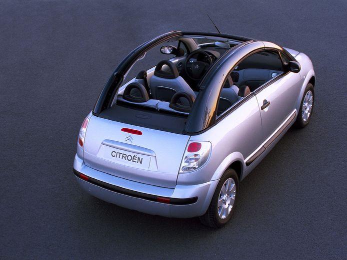 'Een vrolijk bouwpakketje zoals de Citroën C3 Pluriel (met demonteerbaar dak) levert voor PSA te weinig geld op'
