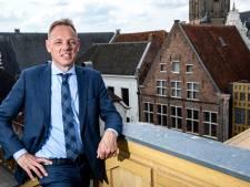 Burgemeester Ron König: 'Deventer moet flink groeien om bij te blijven'