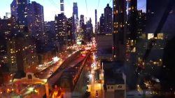 King Kong achterna op de New Yorkse tram