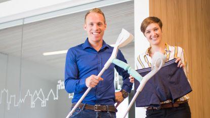 """Aalsterse start-up 'My Add On' gaat in zee met Entusia: """"Om een wereldspeler te worden in de zorgsector, sta je er beter niet alleen voor"""""""