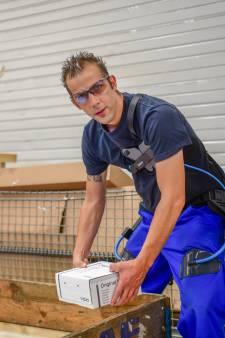 Ergon start proef met exoskeletten om werk te verlichten voor medewerkers