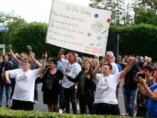 Protest tegen sloop feestcafé De Drie Vuisten: 'Keer op keer wordt Gorinchem iets leuks afgepakt'
