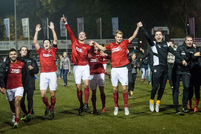 Excelsior'31 won voor de beker al van profclubs als Willem II en naamgenoot Excelsior.