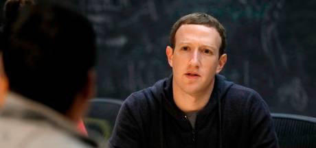 Zuckerberg: Paar jaar nodig om privacyproblemen Facebook op te lossen