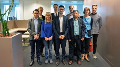 Zuid-Amerikaanse delegatie bezoekt Leuven