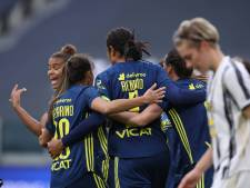 Titelhouder Lyon wint nipt in Women's Champions League