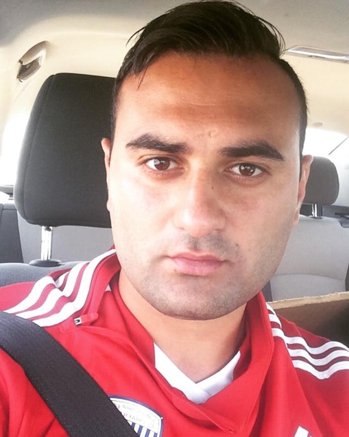 Tigran Gabrelian vindt FC RDC een warme club.
