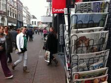 Opdringerige straatverkopers  geweerd uit Deventer binnenstad