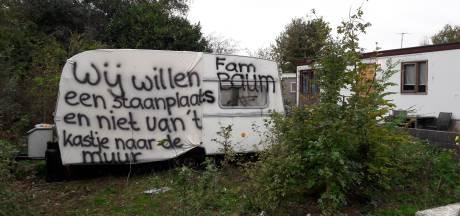 Nu ook bezetting kampje in Oss: 'We gaan kapot in de wijk'